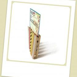 Washi Clothespins set of 5
